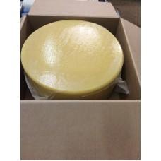 Kietasis sūris Grande Duro 38%, apvali forma.